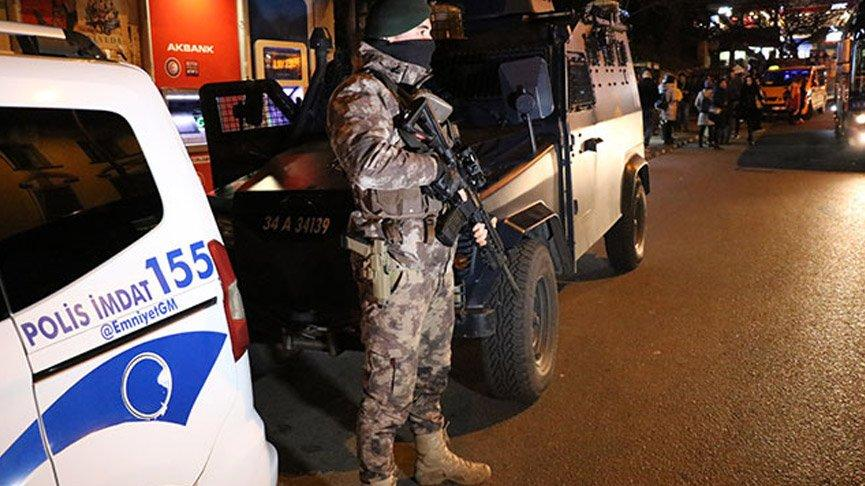 Supervision throughout Istanbul! Special operations police also participated