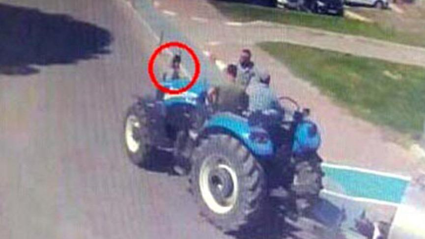 The tractor driver who crushed Sezen, 23, was released