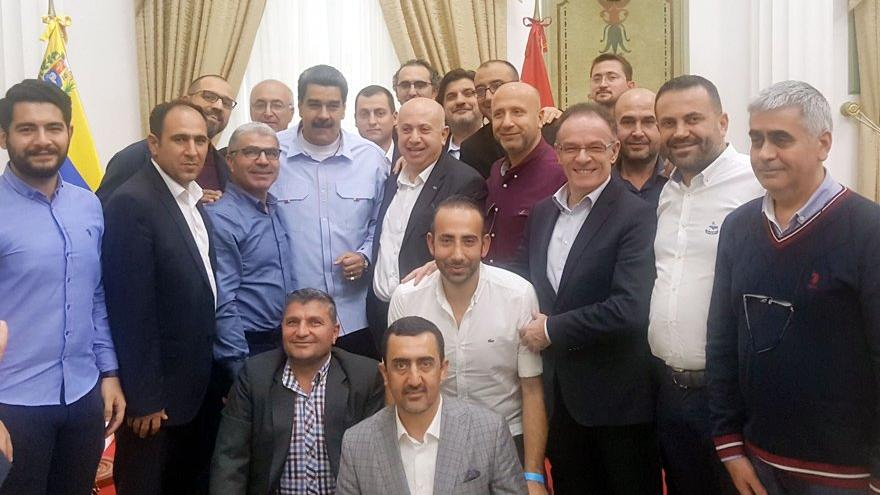 Full support to Turkish exporters from Maduro