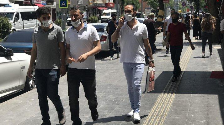 Unrestricted curfew begins in Diyarbakır