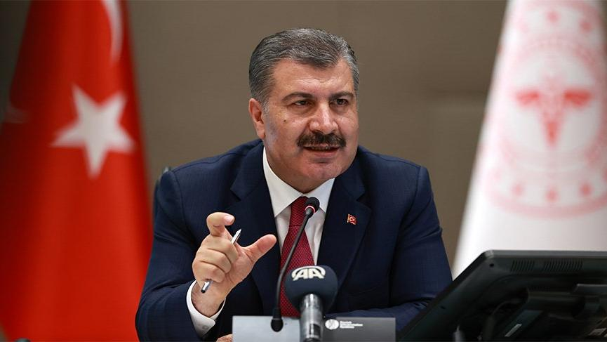 65 years old statement from Minister Koca!