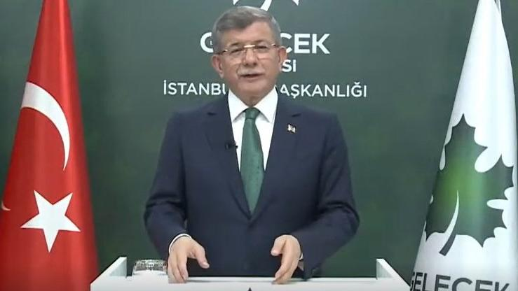 Davutoğlu criticized the government: Now you are stuck again you are hugging Hagia Sophia
