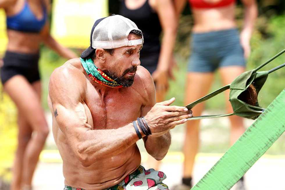 When he heard about Survivor, a pioneering Reality TV show that started in the USA in 2000, coming Down Under, Carseldine looked at it as his next challenge