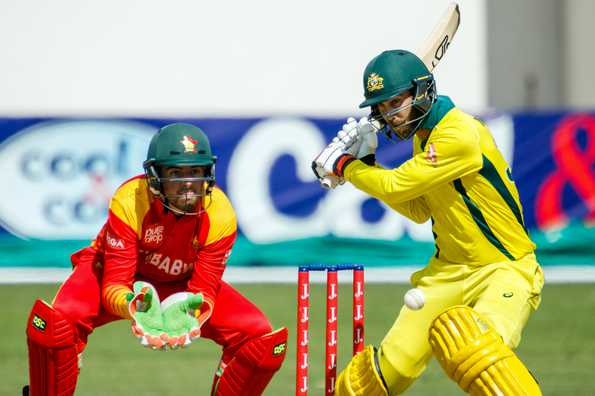 Apart from the 2015 World Cup, Zimbabwe haven't toured Australia since 2004.