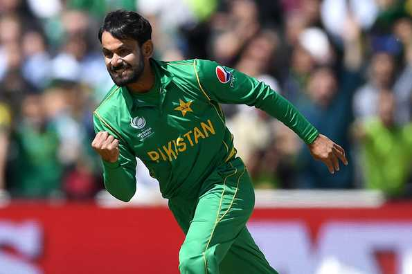 Hafeez had also taken an independent test for COVID-19 and returned a negative result.
