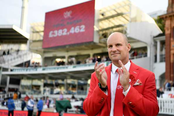 Last year, Lord's went red with 28,500 spectators supporting the charity during the second Ashes Test