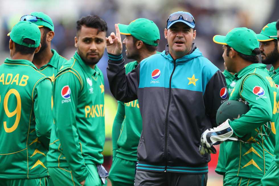 """""""Pakistan was an emotional place to coach. You are either a king or the villain; there's nothing in between depending on the result"""""""
